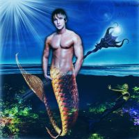 Merman by annemaria48