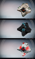 Gunsmith Exotic Foundry Shells by DestinyWarlock