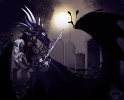 Flash of the Blade by A7XSparx