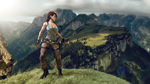 Travel with Lara Croft by MicheleMouse