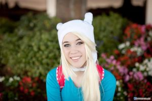 Adventure Time: Fionna the Human by Havocluver