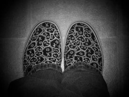 These Shoes. by Atrum-Angelus