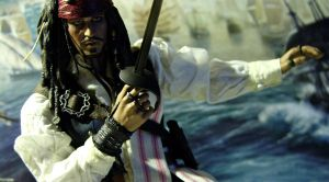 POTC - Captain Jack by Riebeck