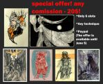 SPECIAL OFFER! by Hekkil