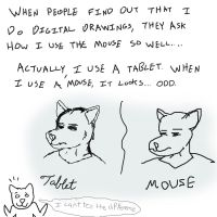 Tablet or Mouse by pikminpedia