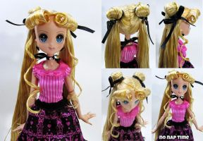 Doll Hybrid: Usagi by periwinkleimp