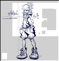 NeKu - The WoRld EnDs WiTh YoU by Emi-zone