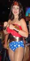Cosplay Check:  Wonder Woman by Rhythm-Wily