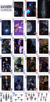 Mass Effect Cards by Alchemist-CH