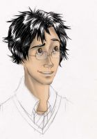 James Potter by Qballthe5th