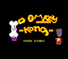 domkey kong by TTNOfficial