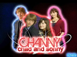 Channy - Sonny with a Chance by ichelx