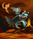 Dust: An Elysian Tail Clear! by Aleatorik