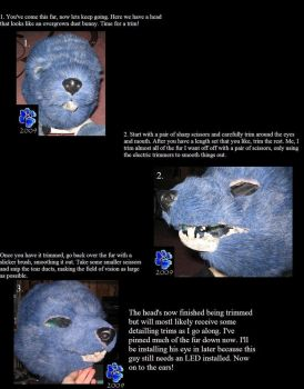 Fursuit tutorial P6- trimming by Sharpe19
