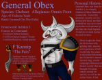General Obex by Andrew-Parkin