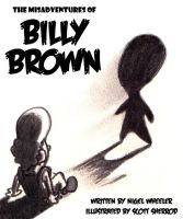 BILLY BROWN book cover by SolidAbyss