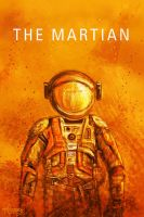 The Martian by Art-By-KHuggs