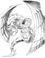 robo dragon snake by NeoGzus
