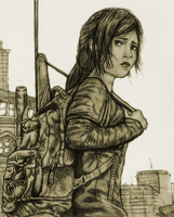 The Last of Us by Yoseph13