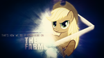 Down Here On The Farm [Collab] by VisualizationBrony