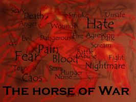 The horse of war by Isill-wolf