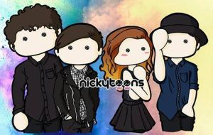 Echosmith by NickyToons