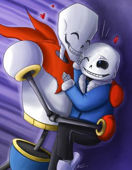 Skele Bros by Cold-Creature