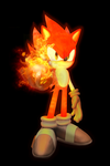Fire Sonic by mixlou