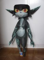 assembly: life size Midna body done by minidelirium