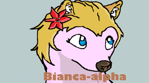 bianca - alpha and omega by xion9299