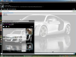 MSN 8.5 Audi R8 by marcoblade