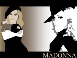 MADONNA 17 by haveacookie