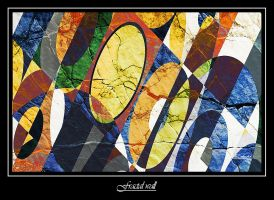 Fractal wall by Wsandid