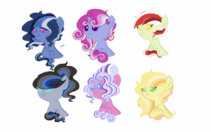 [Closed] MLP Crack Shipping Adopts by CitrusSkittles