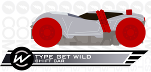 Shift Car Type Get Wild by CometComics