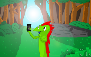 Nature #Selfie. by BBCIGaming