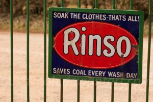 Rinso, saves you coal! by Guizzmoh