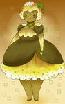 Loaded Baked Potato Girl Adoptable Auction by Ask-MusicPrincess3rd