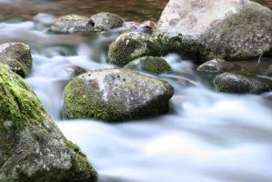 A Study in Flowing Water XVII by ChrisTheJeweler
