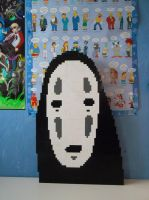 LEGO  No-Face by ProfMadness