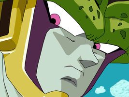 Perfect Cell - Cell Games by michaelmyers666