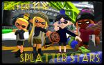 Enter the Splatter Stars by Yellow-Phoenix