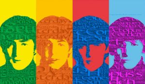 The Beatles by MajuCastilloDL