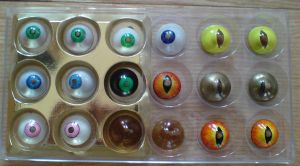 My colored contact lenses coll by vmax74