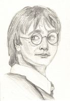 Harry Potter by FreakshowFenner