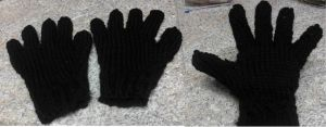 Black Gloves by Creativity-Squared