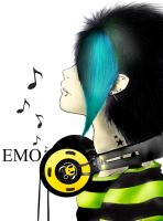 EMO 2 by IcyBlueSky