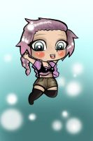 Emai chibi by Merpy-Derp