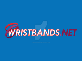 Wristbands.net Logo by sampdesigns