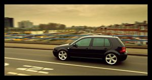 Golf In Motion by xtuv